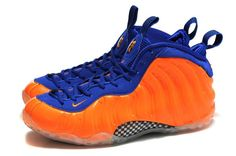 huge selection of 63df9 58534 Nike Air Foamposite One Knicks Foamposites For Sale, Nike World, Nike  Foamposite, Foam