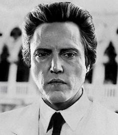 Happy 69th Birthday to Christopher Walken.