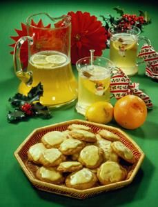 Great cookies, melt in your mouth goodness in every bite. Frosted Orange 'N' Lemon cookies lets the fresh taste of citrus shine through. You will love these cookies!