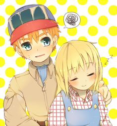 Claire and Gray, Harvest Moon