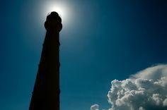 The California Lighthouse on the Island of Auba