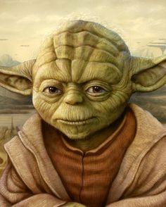 Art Awakens Celebrates Star Wars:  The Force Awakens