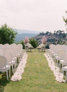 Wedding Ceremony Inspiration - Photo: Jose Villa