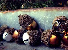 acorn bells, etsy, $14