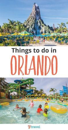 Top things to do in Orlando, Florida, including Theme Parks to Outer Space, you'll have fun exploring. Click through to read this destination guide on Orlando! #travel #orlando #florida #themeparks #vacation #familytravel #orlandoflorida