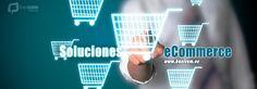 Soluciones eCommerce para emprendedores. Publicidad en Internet para sitios web y comercio electrónico. Anuncios de costes por click o por impresión.