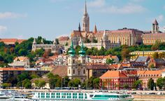 Budapest - Veduta della città