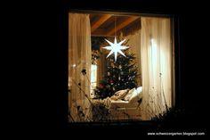 meine geliebte Herrenhuter Sterne...i love it.../my beloved lord huter star