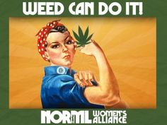 Women Needed to Legalize Pot | Weedist