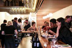 Inside The Four Horsemen, James Murphy's Minimalist (And Homey) New Wine Bar photo