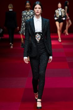 Dolce & Gabbana   Primavera-verano 2015 - Pasarela Pasarela