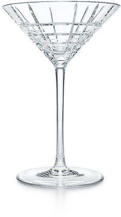 Tiffany & Co. Tartan Martini Glass is stunning to say the least. 2 for $140.00 GREAT HOLIDAY GIFT