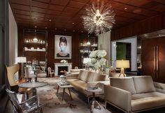 "Pulse Purine by Andromedamurano and Audrey ""Tiffany Blue"" at the VIP Lounge SLS Hotel & Casino Las Vegas, isn't it beautiful?   #Andromedamurano  #MassimoBernardi  #philippestarck  #MichaelMoebius  #slslasvegas #slshotel  #lasvegas  #popart  #contemporaryart"