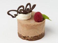 Luchtige chocoladebavarois (Libelle Lekker!)