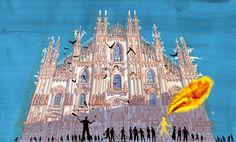 I am Milan: Il Duomo