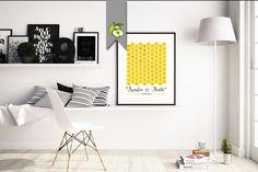 Alternativa, boda libro de visitas, abeja, geométrica del hexágono, firma de boda, novia imprimible, modificado para requisitos particulares, DIY DIY, miel de abeja, archivo DIgital