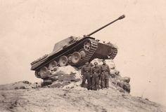 Pzkpfw V- Panther