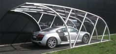 Carports Carport Designs, Garage Design, Pergola Designs, Roof Design, Cantilever Carport, Car Shed, Car Canopy, Car Shelter, Portable Garage