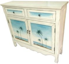 Tropical Cabinet