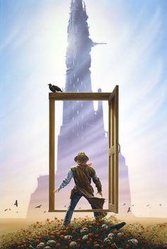 "Stephen King | ""The Dark Tower"" series 