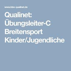 Qualinet: Übungsleiter-C Breitensport Kinder/Jugendliche