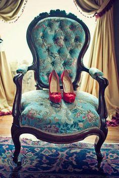 Victorian Chair...