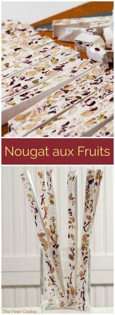 Nougat aux Fruits   Bouchon Bakery