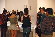 alumnos del GS de ilustración visitan las exposiciones del archivo Lafuente en Santander Shoulder, Tops, Women, Fashion, Filing Cabinets, Computer File, Exhibitions, Moda, Fashion Styles
