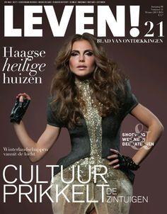Cover Leven magazine 21