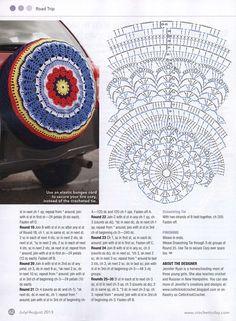 Delicadezas en crochet Gabriela: Colecciones de almohadones en ganchillo