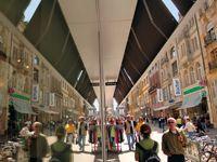 Shopping in Basel.    © Basel Tourismus