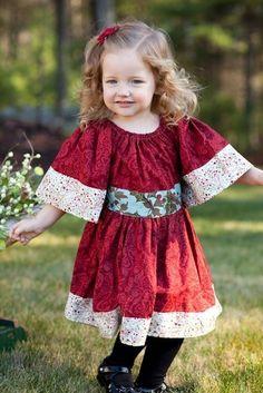 Modest Girls Dress