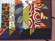 My New African Quilt
