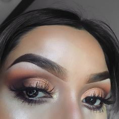 """724 Likes, 24 Comments - Savannah Pena ✨ (@vmariexoxo_) on Instagram: """"In love with the way this came out and in love with the @anastasiabeverlyhills modern renaissance…"""""""