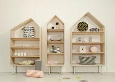 New Ferm Living Catalog - Nordic Design Retro Furniture, Kids Furniture, House Shelves, Book Shelves, Shelf, Kids Decor, Home Decor, Decor Ideas, Nordic Design