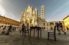 Lunch in Siena Photo of Ilaria Paolini on Flickr https://www.flickr.com/photos/107581139@N08/16748933656/ # # Siena PiazzaDelDuomo