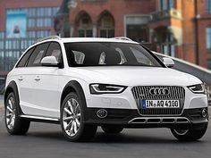Audi A4 allroad quattro coming to South Africa