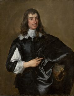 William Howard, 1st Viscount Stafford, Anthony van Dyck, 1638
