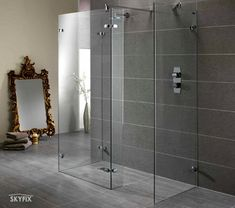 walk in shower enclosures - Google Search