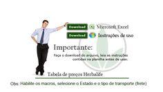 Tabela da Herbalife Brasil :::...
