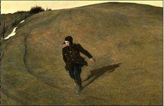 "Andrew Wyeth...""Winter"""