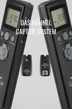 Der Funkauslöser Hähnel Captur ist ein modular aufgebautes System zum Auslösen von Kameras und Blitzgeräten zu einem attraktiven Preis. Blitz, Office Phone, Landline Phone, Image Editing, Tips And Tricks, Money