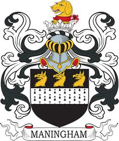 Maningham Coat of Arms