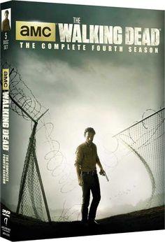 """Walking Dead: The Complete Fourth Season""  PN1992.77 .W36 2014"