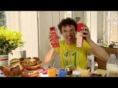 Dirk Scheele - De Boterhammenboogie uit de serie ´Huis, tuin en keukenav...