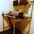 Make your own treadmill desk examples | curated by workwhilewalking.com