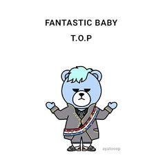 Gd Bigbang, Daesung, Bigbang Krunk, Top Choi Seung Hyun, Fantastic Baby, G Dragon, Yg Entertainment, My Passion, Kdrama