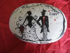 wedding gift stone | by stone illustrations