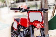 Kacerwagen Moto Guzzi Pony Flat Tracker