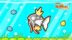 """Magikarp Jump players can complete the game's """"Social Media Shares"""" achievement without sharing a single image to a social media account."""
